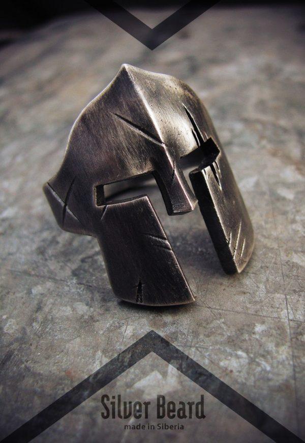 кольцо шлем