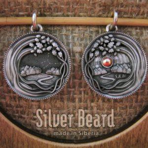 Подвески из серебра